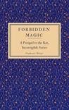 Forbidden Magic by Stephanie Burgis