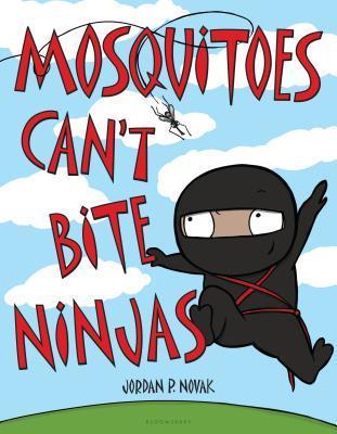 Mosquitoes Cant Bite Ninjas