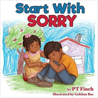 Start with Sorry by P.T. Finch