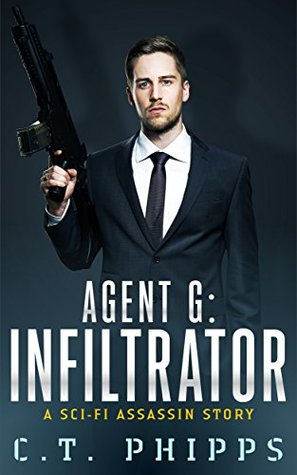 Agent G by C.T. Phipps