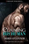 Claiming His Human by Doris O'Connor