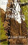 Snow Herons: A Love Story