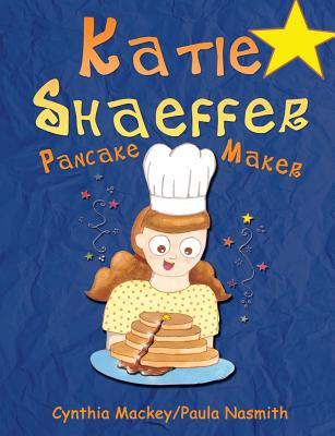 Katie Shaeffer Pancake Maker by Cynthia Mackey