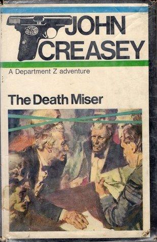 The Death Miser (Department Z,  #1)
