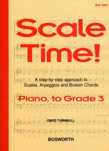 Scale Time! Grade 3 Piano A step by step approach to scales, arpeggios and Broken chords