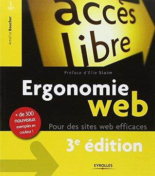 ERGONOMIE WEB 3E ÉD.