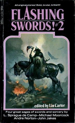 Flashing Swords! #2 by Lin Carter