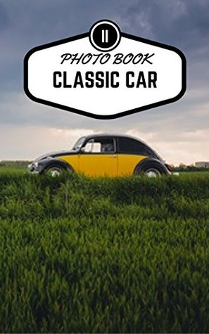 Classic Car Photo Book