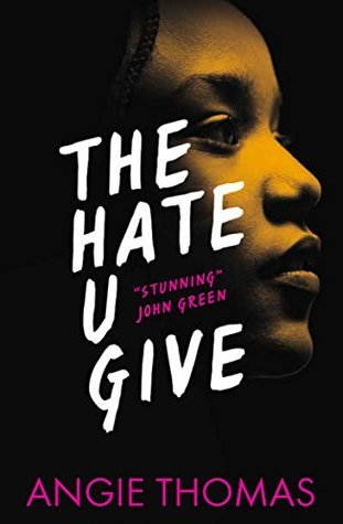 The hate u give, best reads of 2017