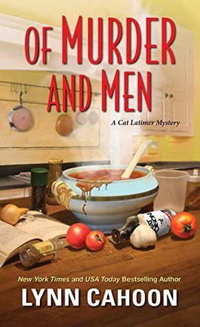 Of Murder and Men (Cat Latimer Mystery, #3)