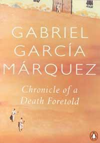 an exploration of contrasts and tensions in chronicle of a death foretold a book by gabriel garca mr The book a chronicle of a death foretold by gabriel-garcia marquez is about a murder in a small south american village it is based on an actual murder that took place in 1951 in the town of sucre, colombia.