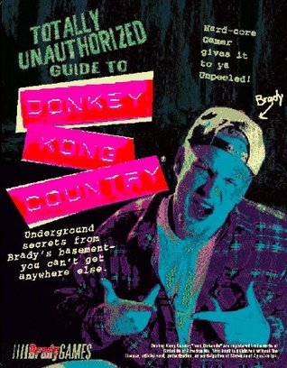 Donkey Kong Country Totally Unofficial Strategy Guide