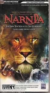 Narnia: The Lion, the Witch, and the Wardrobe: Video Game Pocket Guide