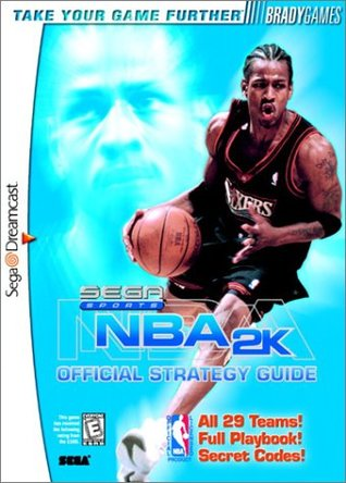 NBA 2K Official Strategy Guide