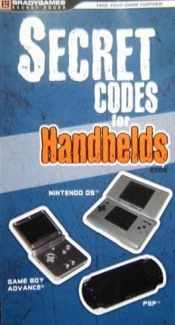 Secret Codes For Handhelds 2006