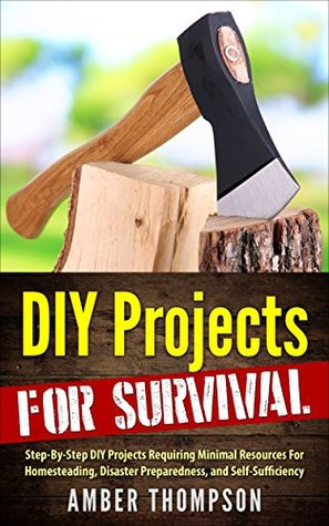 DIY Projects For Survival: Step-By-Step DIY Survival Projects Requiring Minimal Resources For Homesteading, Disaster Preparedness, and Self-Sufficiency