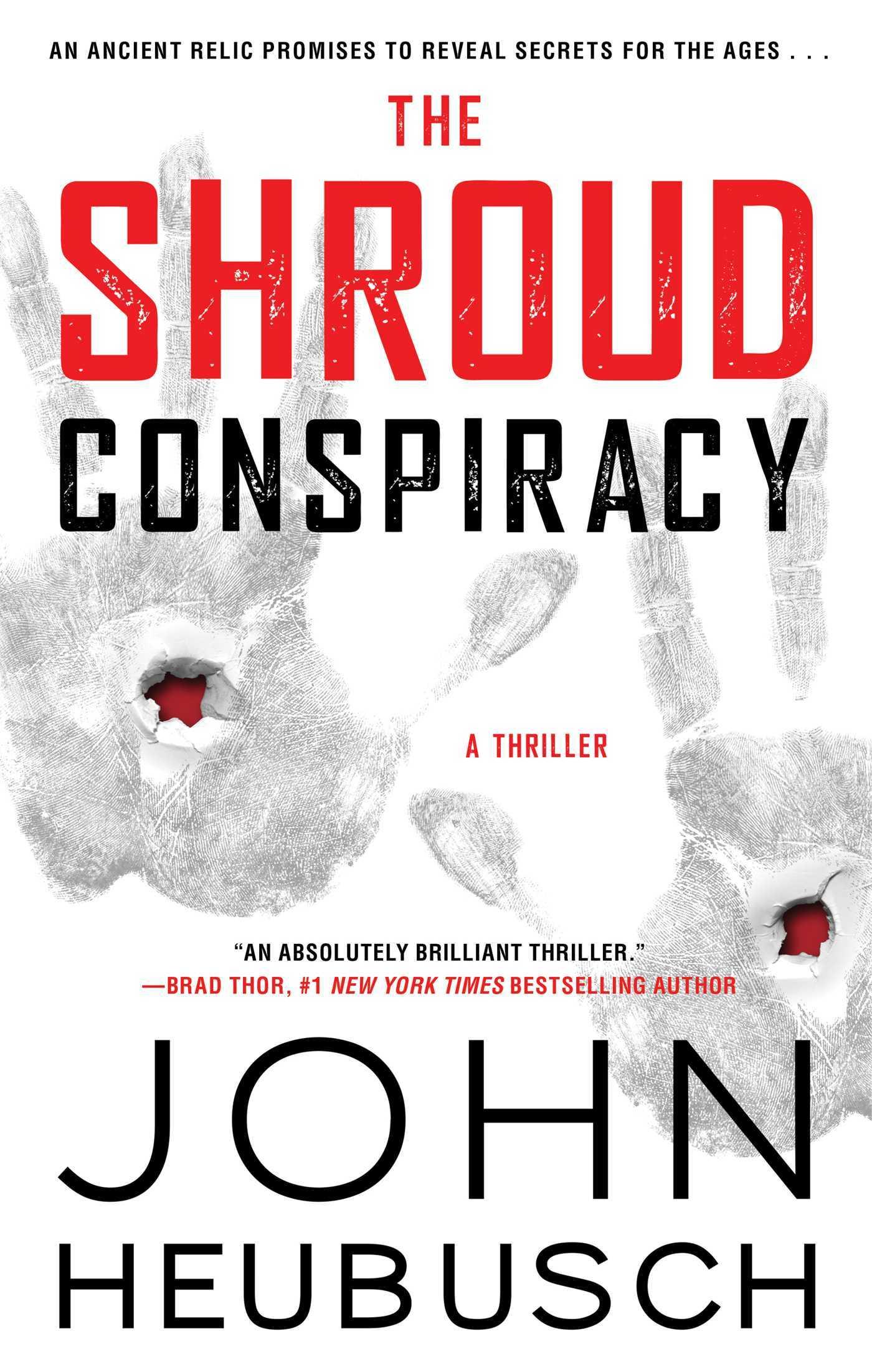 The Shroud Conspiracy (The Shroud #1)