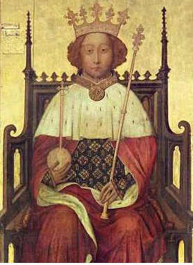 Richard II: King of England 1377-1399: A True King's Fall