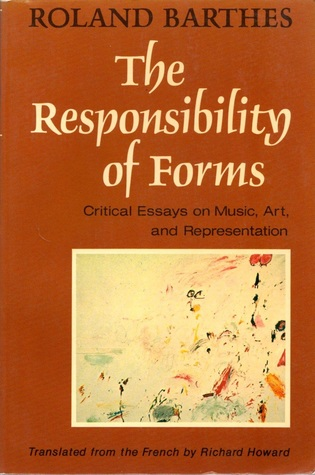 the responsibility of forms critical essays on music art and  23061