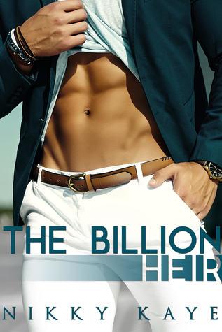 The Billion Heir (Billionaire Book Club, #1)