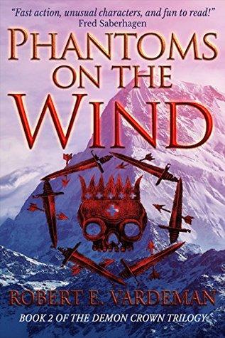 Phantoms on the Wind (Demon Crown Book 2)