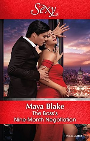The Boss's Nine-Month Negotiation (One Night With Consequences Book 30)