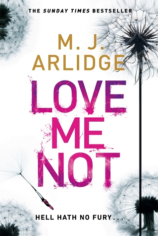 Love Me Not (Helen Grace, #7)