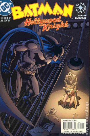 Batman: Hollywood Knight #3
