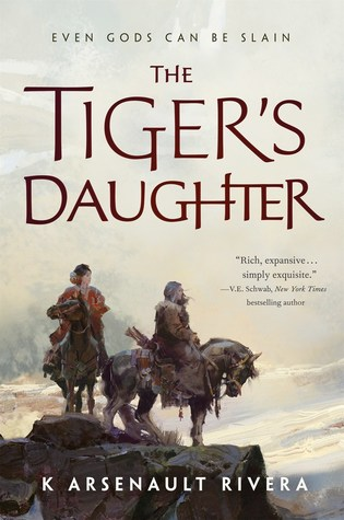 The Tiger's Daughter (Their Bright Ascendency, #1)