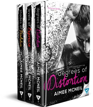 Distortion Series Books 1-3 by Aimee McNeil
