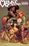 Rat Queens, Vol. 3: Demons (Rat Queens, #3)