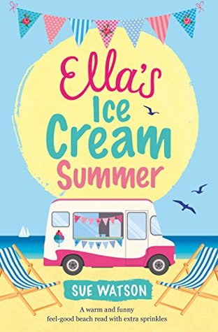 Ella's Ice-Cream Summer (The Ice-Cream Cafe, #1)