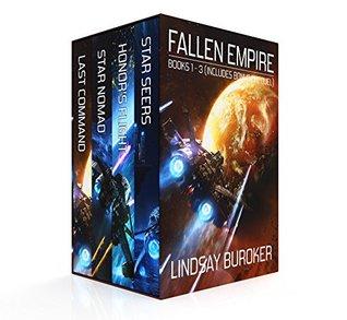 Fallen Empire Books 1-3 by Lindsay Buroker