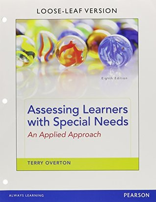 Assessing Learners with Specials Needs an Applied Approach