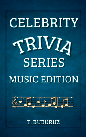 Celebrity Trivia Series Music Edition Boxed Set