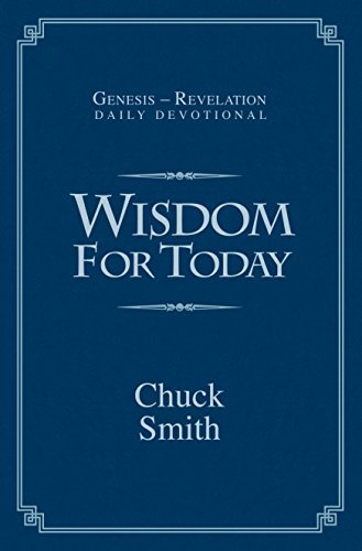 Wisdom For Today Devotional - Paperback
