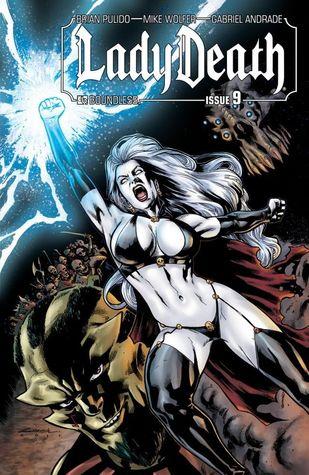 Lady Death #9