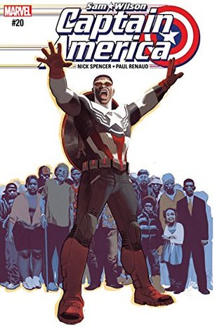 Captain America: Sam Wilson #20