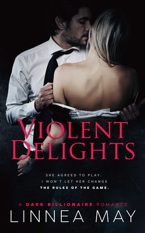 Linnea May (Author of Violent Delights)