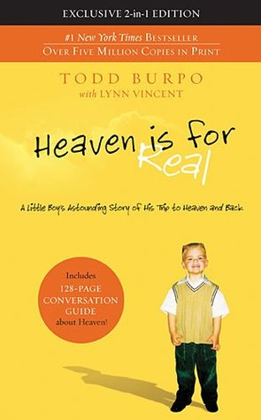 Heaven is for Real /  Conversation Guide about Heaven