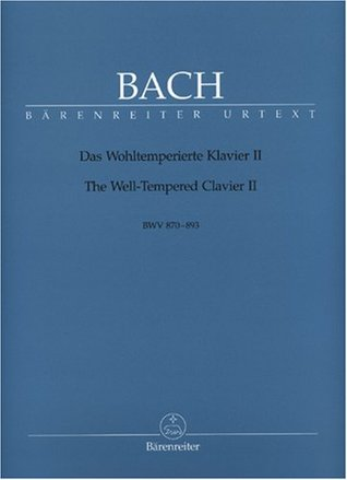Bach: The Well-Tempered Clavier - Book 2, BWV 870-893