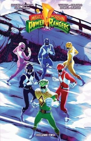 Mighty Morphin Power Rangers, Vol. 2