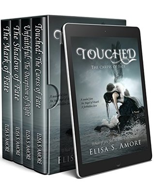 Touched Saga Paranormal Romance Boxed Set : (Book 1-2 + 2 short stories)