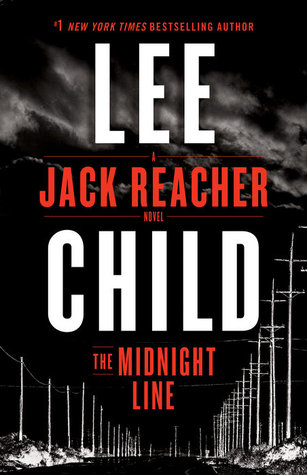 Image result for lee child midnight line