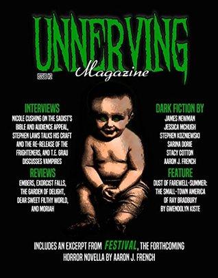 Ebook Unnerving Magazine: Issue #2 by Eddie Generous read!