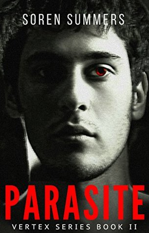 Book Review:  Parasite (Vertex #2) by Soren Summers