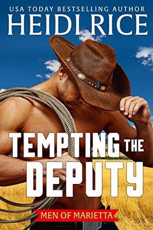 Tempting the Deputy (Men of Marietta #1)