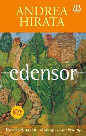 Edensor (Tetralogi Laskar Pelangi, #3)