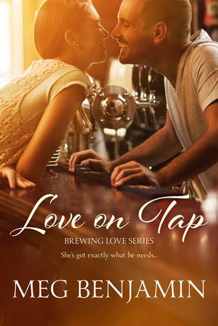 Love On Tap By Meg Benjamin