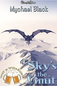 Book Review: Sky's the Limit (Wit & Wizardry) by Mychael Black